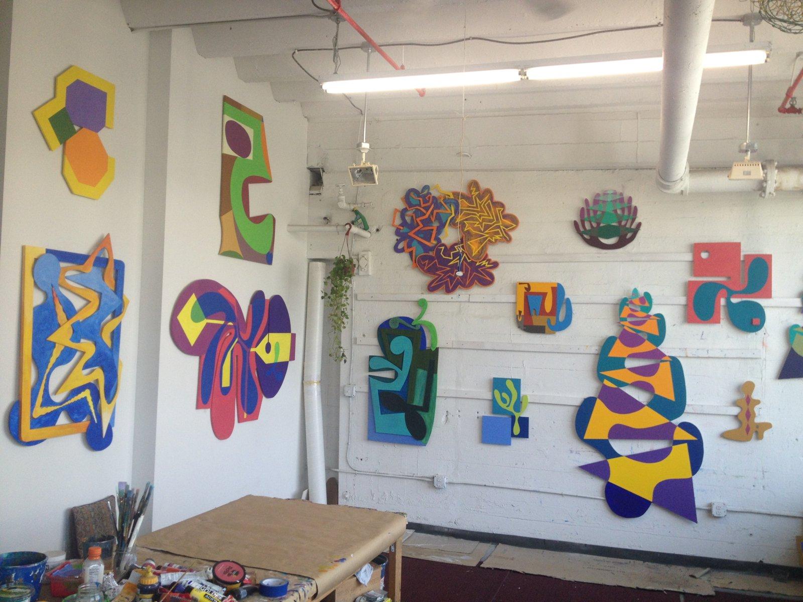 Bendheim's Studio
