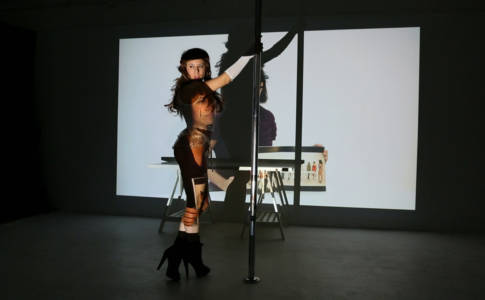 17 -The-last-supper-of-Veronika-Marquez -Performance 2014