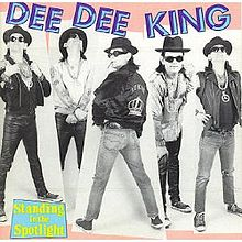 Dee Dee King | Standing in the Spotlight