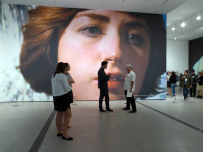 Cindy Sherman The Broad Ginger Liu 1