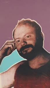 Corbett Arty Portrait