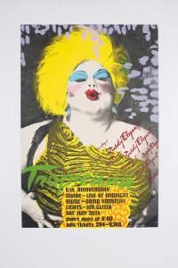 Divine Poster 1981