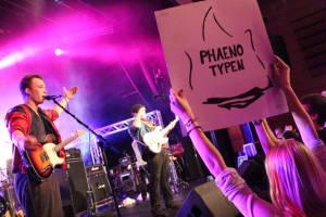 Phaenotypen fans