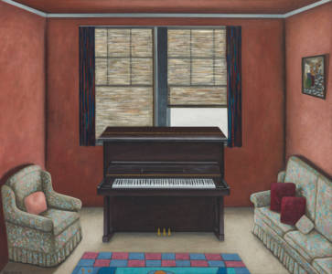 Sitting Room |  20 x 25