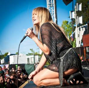 Grace Potter—Harmony Festival, Santa Rosa, CA 6/11/11