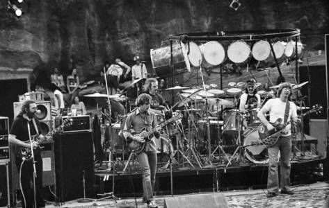 Grateful Dead—Red Rocks Amphitheater, Morrison, CO 8/12/79