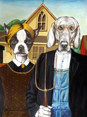 Zsold-Dog Gothic