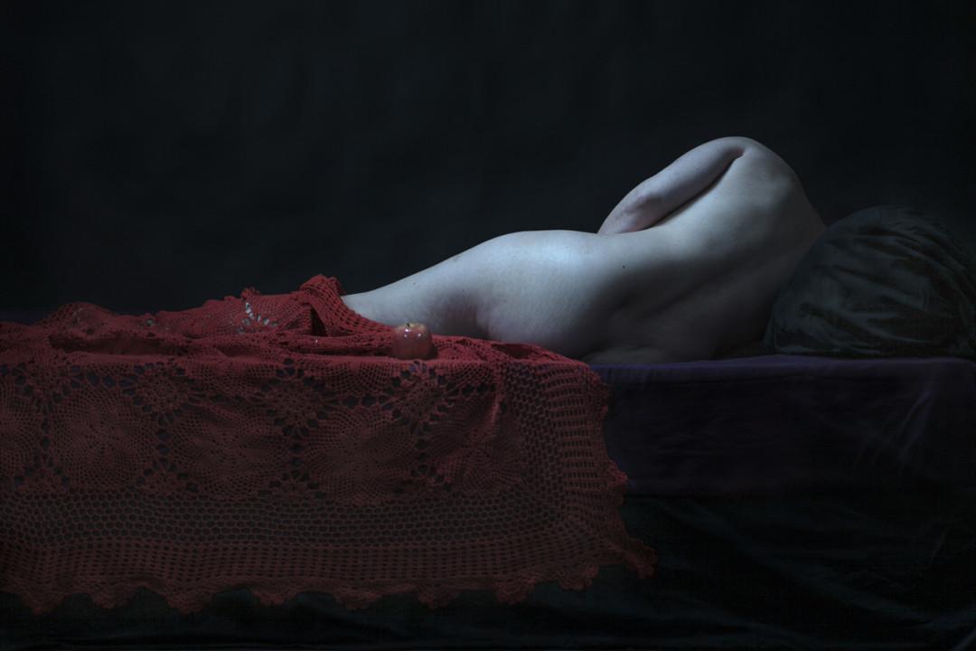 Gabriele Viertel_red blanket