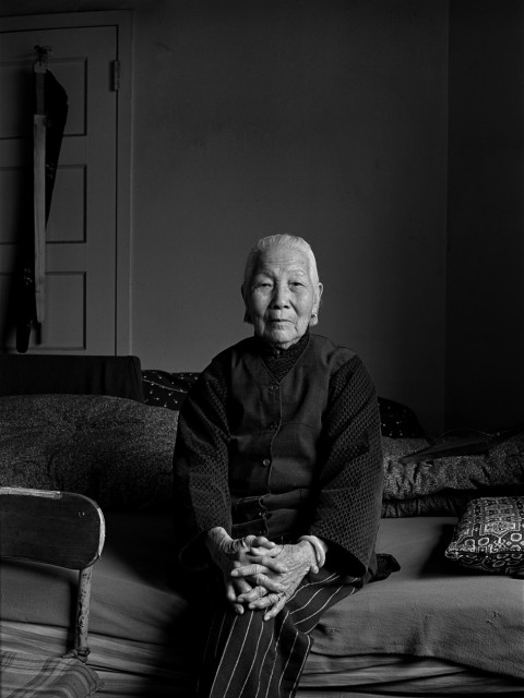 Mrs. Chiu, New York Chinatown (1981-1984)