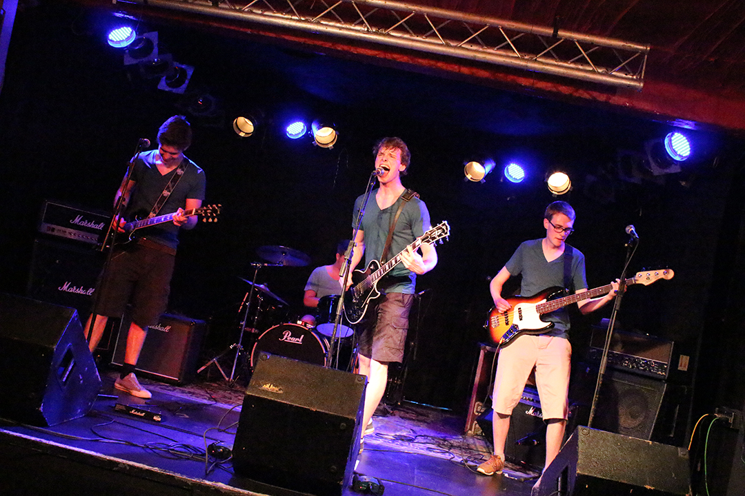 LOCAL HEROES, 2015, Hamburg