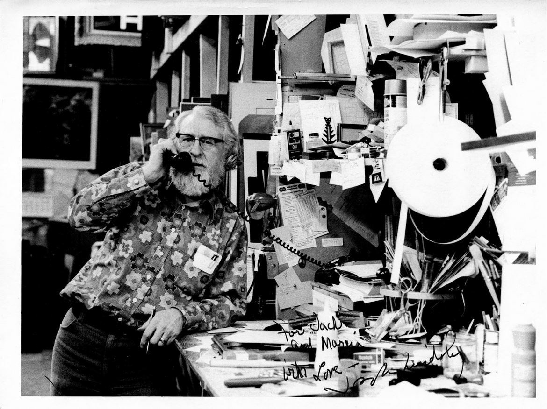 Joseph H. Lindsley, 1920-2015