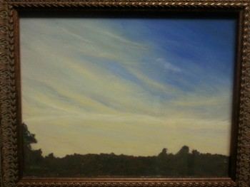 Twilight Series X Feathered Sky Pastel by Joe Lindsley