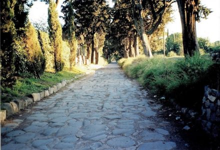 the appian way the mother of The appian way is one of the earliest and strategically most important roman  roads of the ancient republic it connected rome to brindisi, in southeast italy.